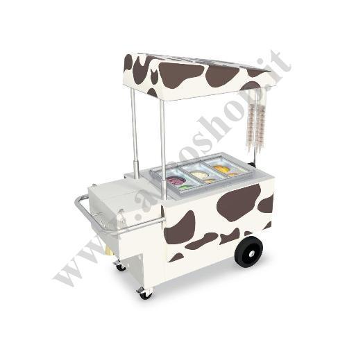 002235 - GELATO COW JOY 6 CON TETTINO