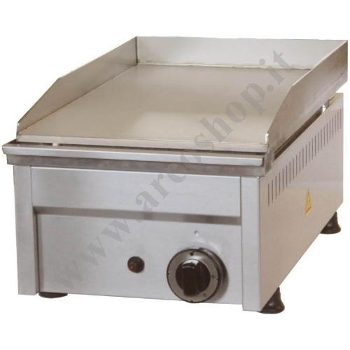 002543 - FRY TOP A GAS  LISCIO FTG1L