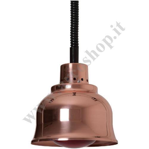 002591 - LAMPADA RISCALDANTE RAME  LR25R