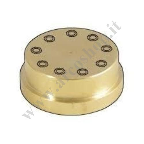 002679 - TRAFILA IN BRONZO PER BUCATINI (3MM)   PMA40