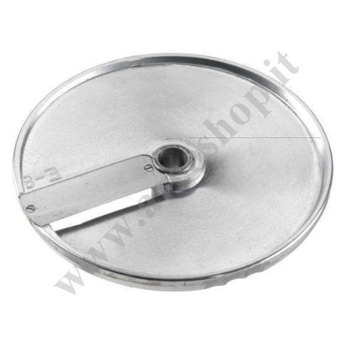 002736 - DISCO PER TAGLIAVERDURE  (20,5 CM DIAMETRO)    E14