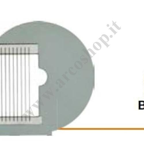 002740 - DISCO PER TAGLIAVERDURE  (20,5 CM DIAMETRO)    BG6