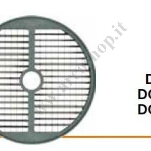 002758 - DISCO PER TAGLIAVERDURE  (20,5 CM DIAMETRO)    DG8S