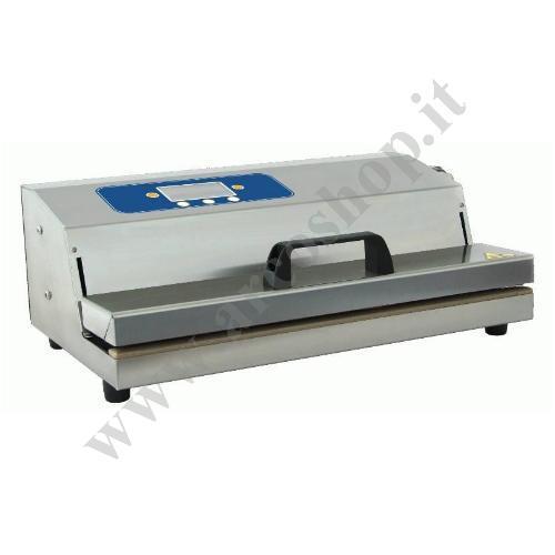 002832 - MACCHINA PER SOTTOVUOTO A BARRA INOX  MVB430