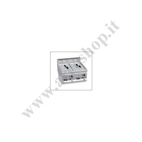 003260 - FRIGGITRICE A GAS DA BANCO GL8+8B